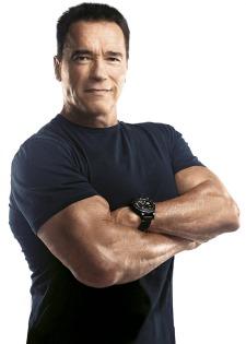 Focus Astro celebrity: Arnold Schwarzenegger
