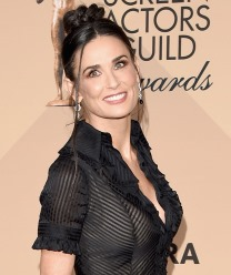 Focus Astro celebrity: Demi Moore