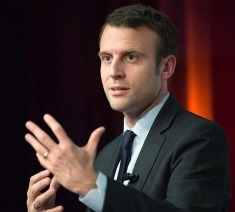 Emmanuel Macron: career and vocation