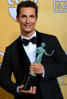 Focus Astro celebrity: Matthew McConaughey