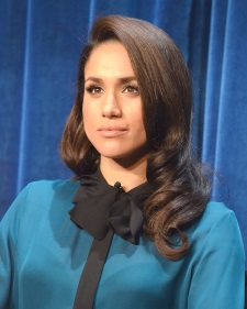 Focus Astro celebrity: Meghan Markle