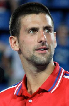 Novak Djokovic / Author : Spekoek, 2011 / CC BY-SA (https://creativecommons.org/licenses/by-sa/3.0)