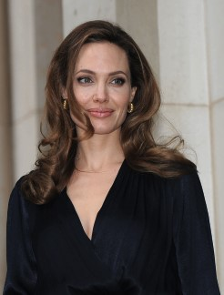 Angelina Jolie, a Gemini woman with Aries dominant