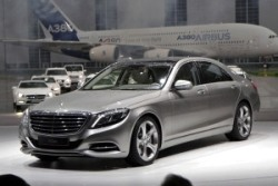 Mercedes-Benz S-Class and Aquarius