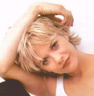 Actress Meg Ryan