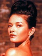 Actress Catherine Zeta-Jones