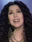 Eternal and multimillionaire Cher, omnipresent...