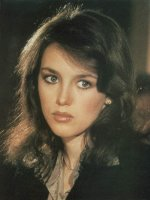 Actress Isabelle Adjani