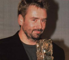 Film Director Luc Besson