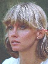 Actress Olivia Newton-Jones