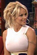 Actress Pamela Anderson