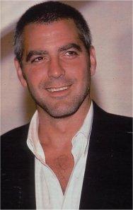 Actor George Clooney
