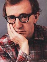 Film Director and actor Woody Allen