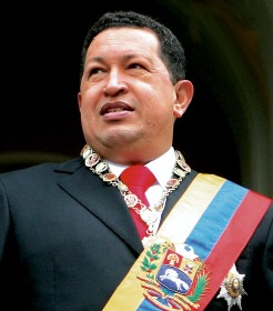 Hugo Chávez, a Leo man with Cancer dominant