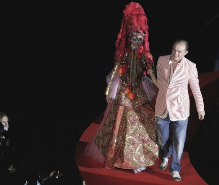 Haute couture: a profession which suits Libras