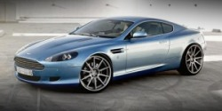 Aston Martin DB9 and Libra
