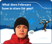 Your detailed monthly forecast