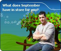 Your Detailed September Forecast