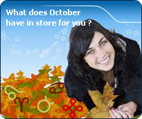 Detailed October Forecast
