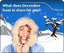 Detailed December Forecast