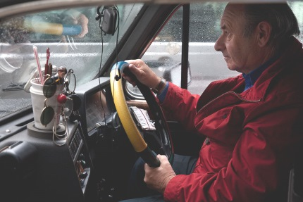 Taxi driver, one of the jobs suitable for Sagittarius