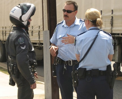 Policeman, one of the jobs suitable for Scorpio