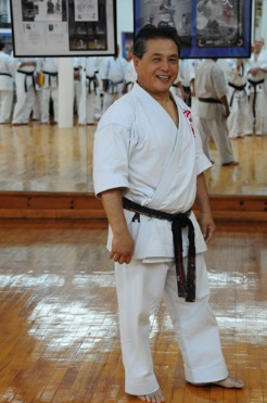 Karate, one of the sports suitable for Scorpio