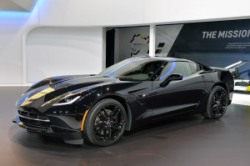 Corvette Stingray and Scorpio
