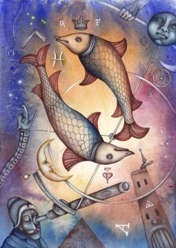 Antiques and flea markets for Pisces, Pisces rising, Neptune dominant, or strong 12th House