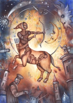 The Olympics for Sagittarius, Sagittarius rising, Jupiter dominant, or strong 9th House