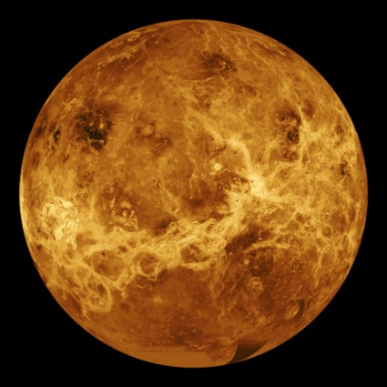 Astrology: planet Venus retrograde
