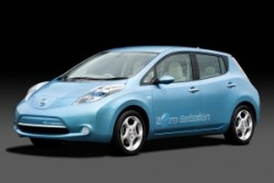 Nissan Leaf and Virgo